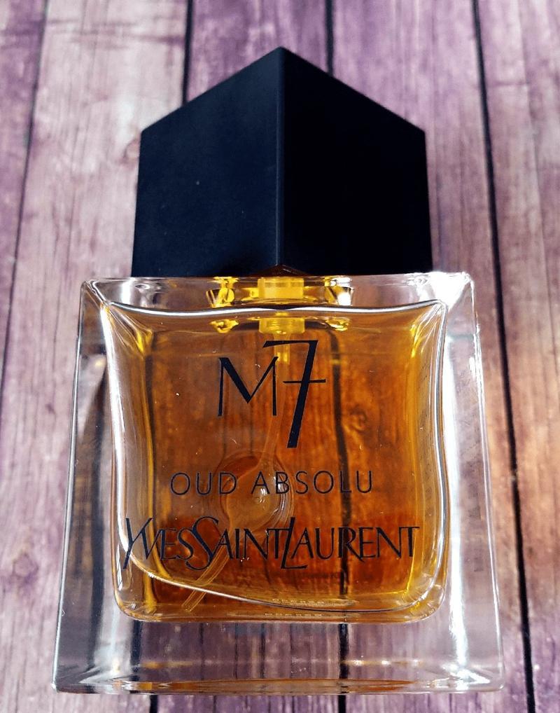 M7 oud absolu fragrance