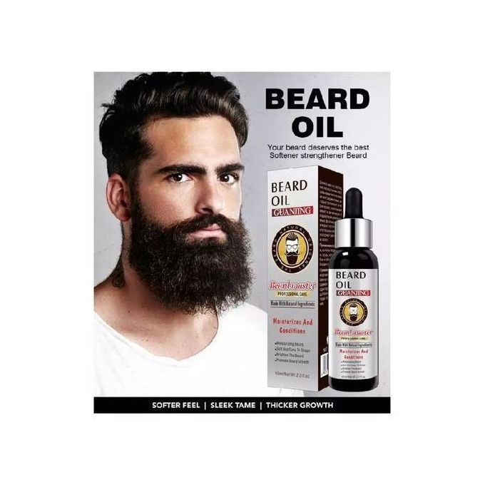 Beard Master Growth Oil