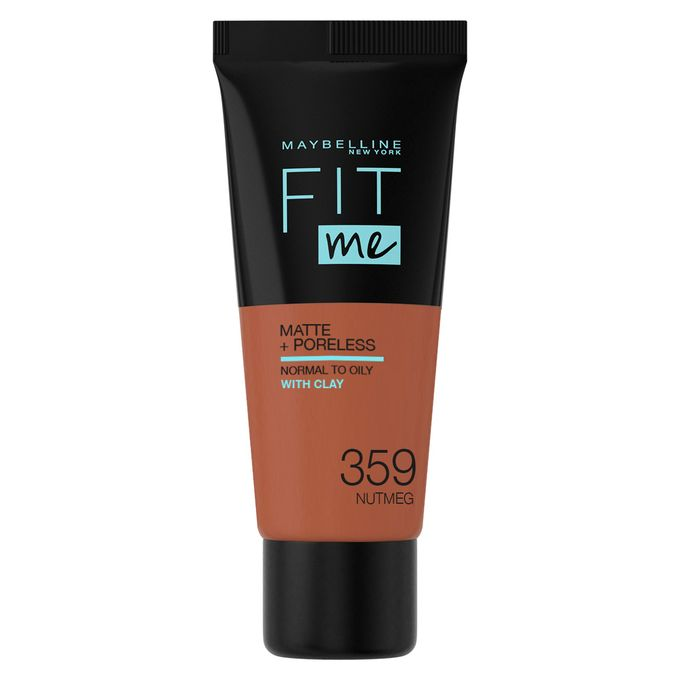 Maybelline New York Fit Me Matte And Poreless Foundation 30ml