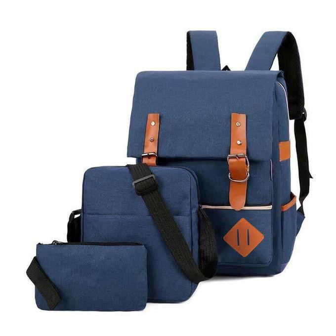 Fashion Modern Fashion Design 3in1 Laptop Backpack NB