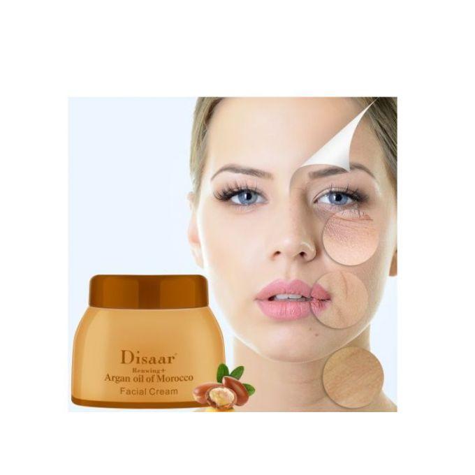 Disaar Argan Oil Of Morocco Anti-wrinkle Face Cream-50ml