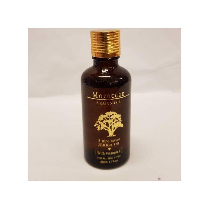 Morrocan Argan Oil With Jojoba Oil