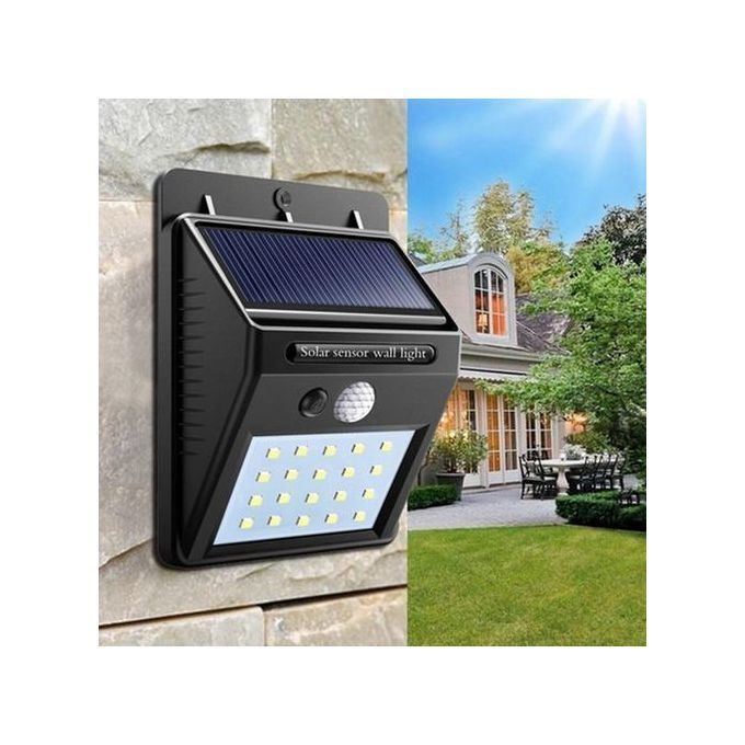Solar Lamps Waterproof Motion Sensor Solar Lamps