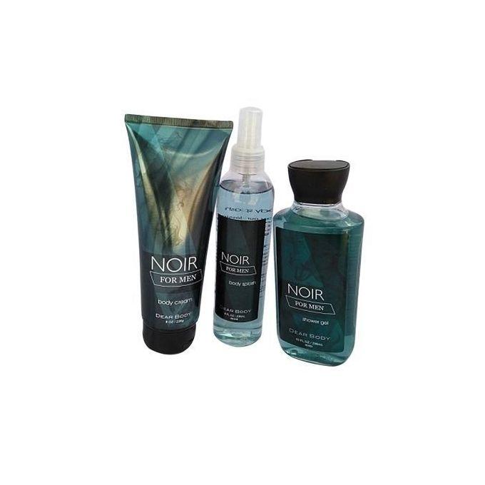 Dear Body 1 Noir for Men Body Cream