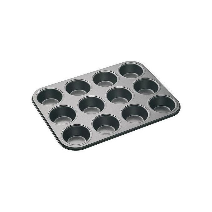 Generic Non-Stick Muffin/ 12 Cupcake Baking Tray /Oven Tray Pan