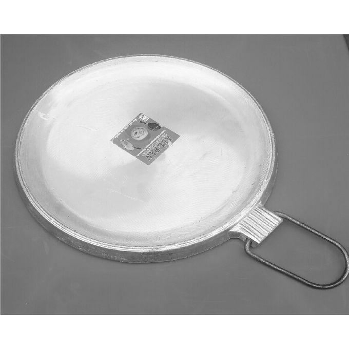 Generic Nonstick Heavy Duty Aluminium Chapati Pan With Handle
