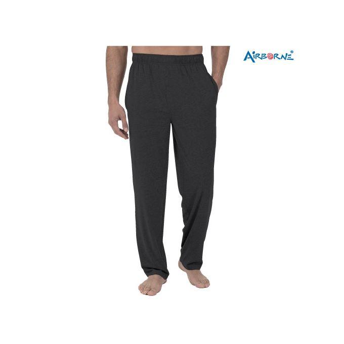 AIRBORNE MEN'S OPEN LEG JOGGING / LOUNGE PANTS - SIZE 2XL