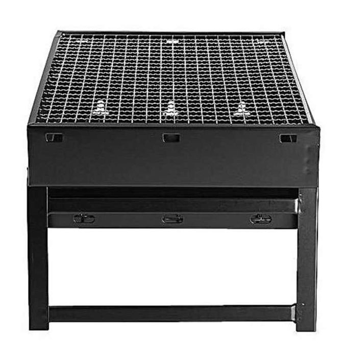 Generic Portable Foldable Charcoal Grill For Small BBQ