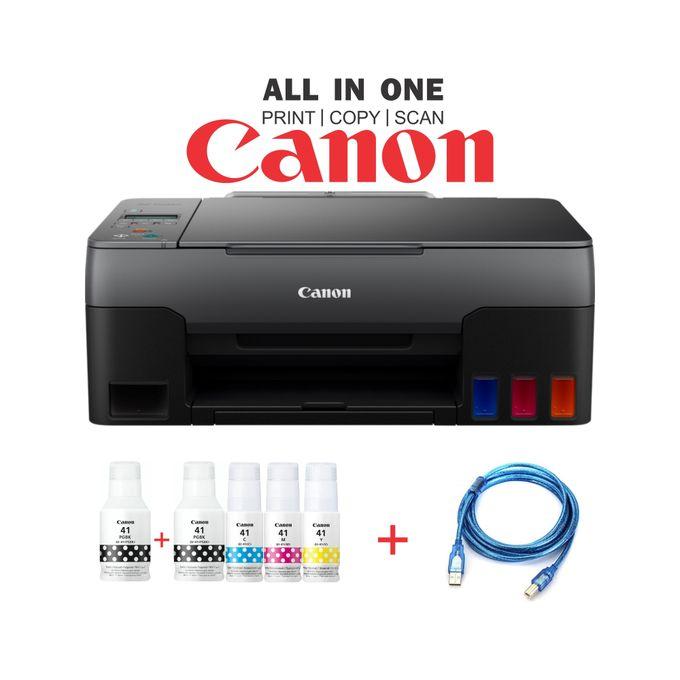 Canon PIXMA G2420 - Print, Scan & Copy - Black