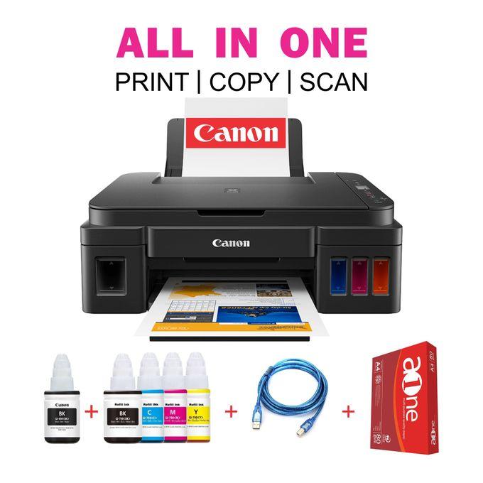 Canon PIXMA G2411-(Print, Copy, Scan)-Rim