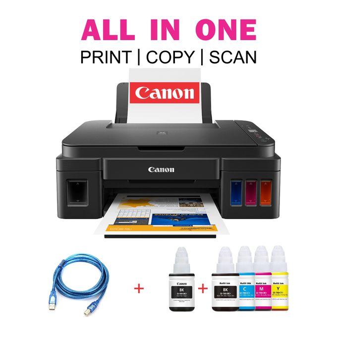 Canon PIXMA G2411-(Print, Copy, Scan)-Printer