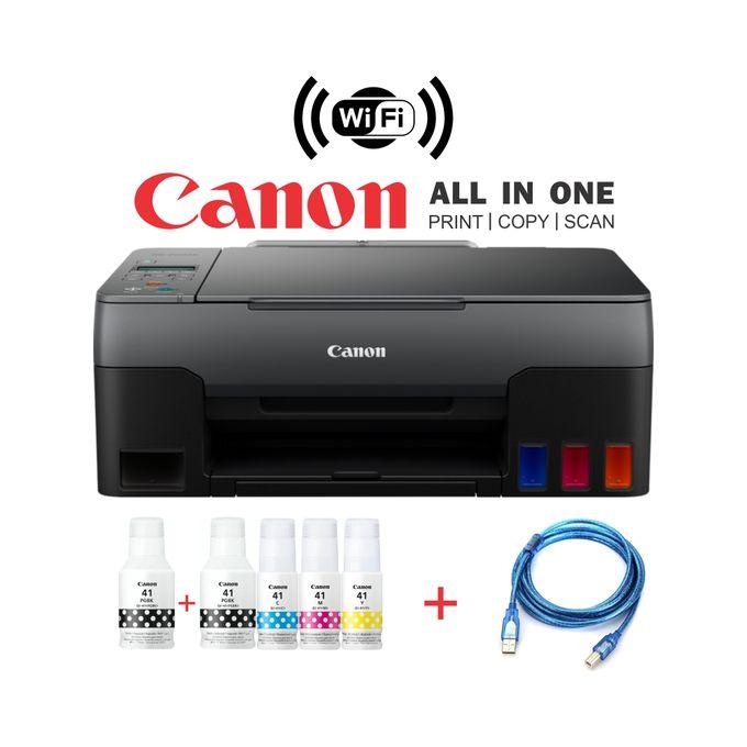 Canon PIXMA G3420 - Wirelessly Print, Scan & Copy