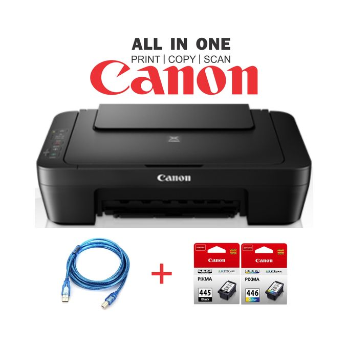 Canon PIXMA MG2540S - Print, Copy, Scan (All-In-One)