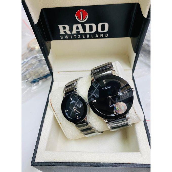 Rado watch couple watches
