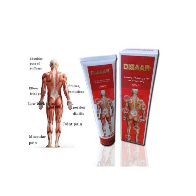 Disaar Rapid Muscle&Joint Pain Relief Cream