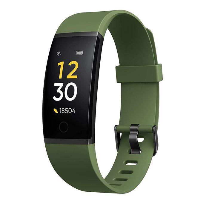 Realme Smart Waterproof Band - Green