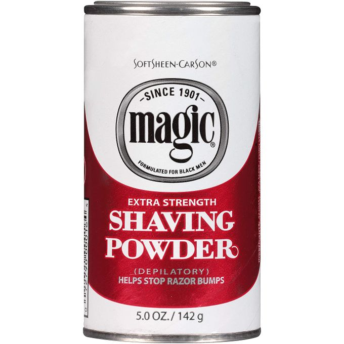 SoftSheen Carson Magic Extra Strength Shaving Powder - 142g