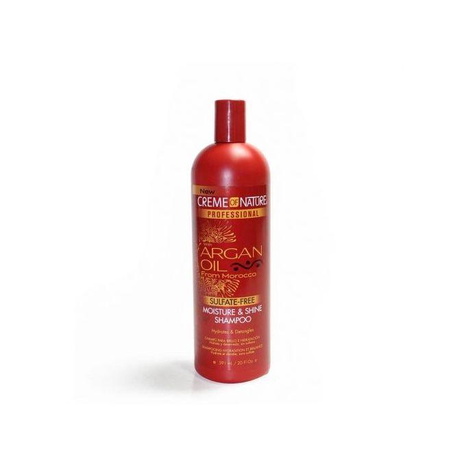 Creme Of Nature Sulfate-Free Moisture & Shine Shampoo (20oz)