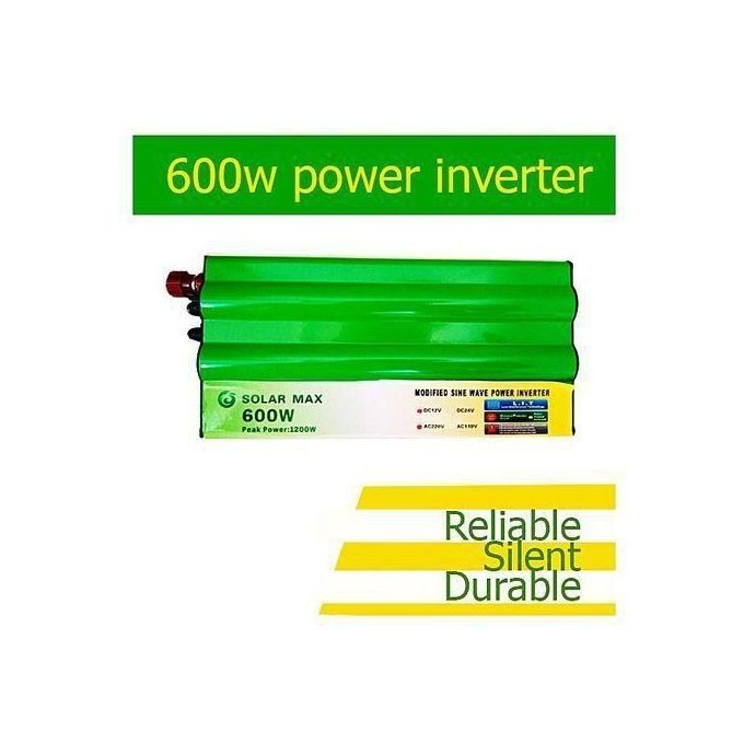 Solarmax 600W -INVERTER GREEN
