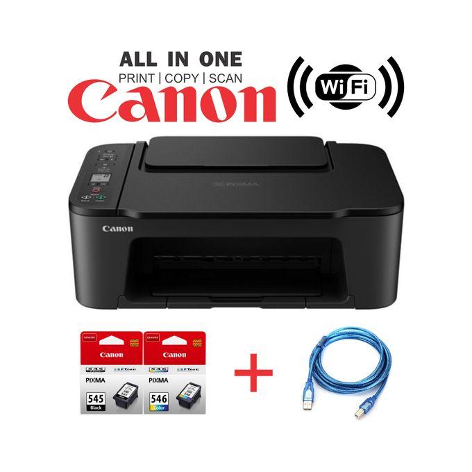 Canon PIXMA TS3440 - Wirelessly Print, Copy & Scan