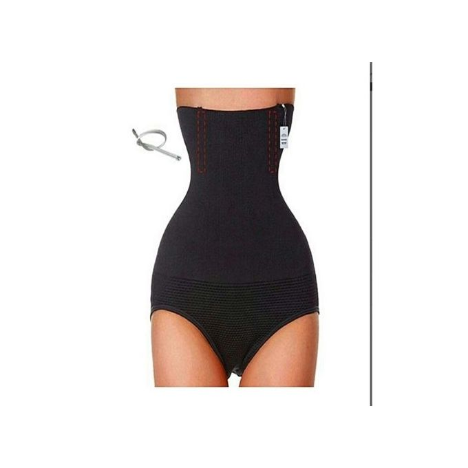 Generic Slimming Panty Tummy Tucker Corset Shapewear - Black