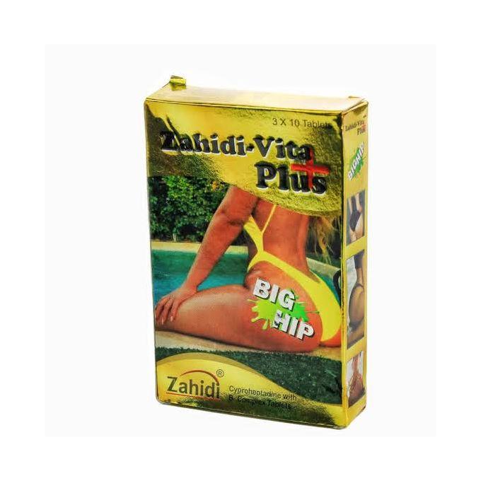 Zahidi-Vita Plus For Big Hip & Butt.