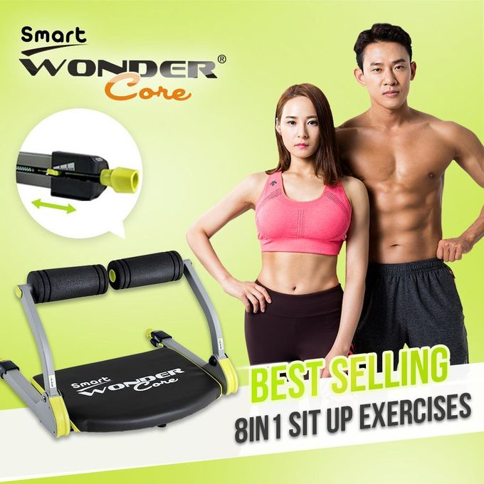 Wonder Core Smart Fitness Trainer