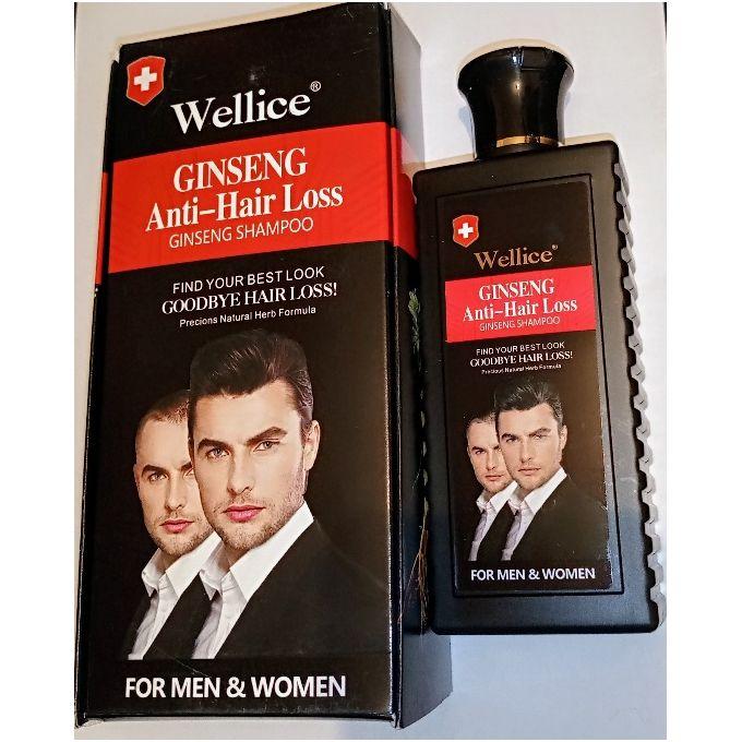 Wellice Ginseng Anti-hair Loss Shampoo, 260g