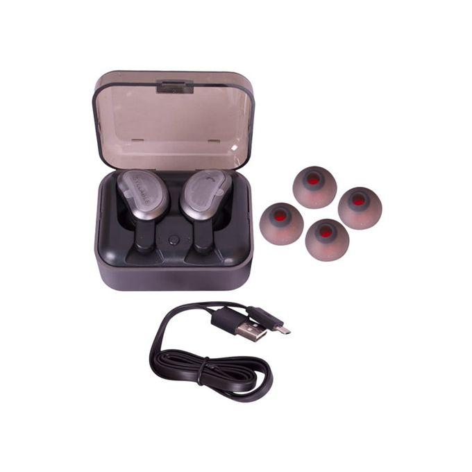 Syllable GREY Bluetooth Wireless Headset