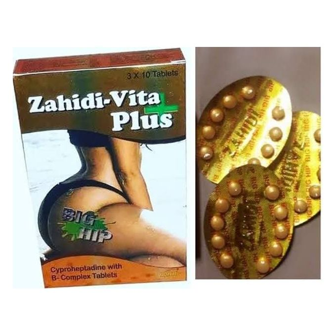 Generic Zahidi-Vita Plus For Big Hip & Butt.