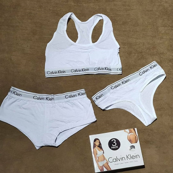 3 pack sexy seamless sports fitness briefs and thong(white)