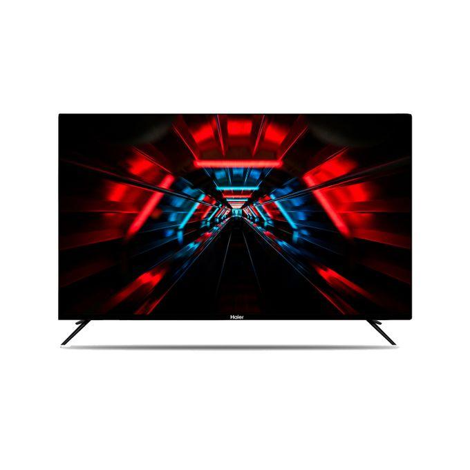 Haier 65inch LE65K6600UA Smart Android Frameless Ultra HD 4K TV - Black