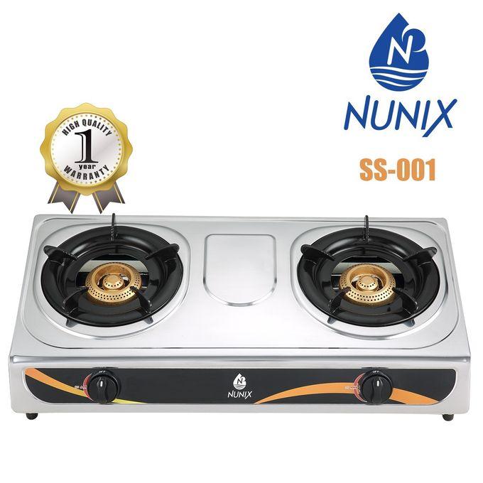 Nunix Two Gas Burner