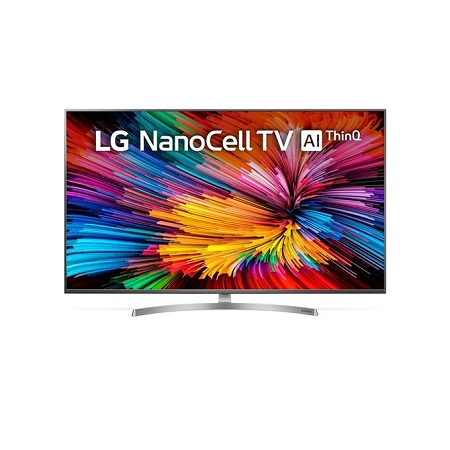 LG 55SK8100 - 55inch - Smart Super UHD 4K TV with Nano Cell™ Technology - Silver