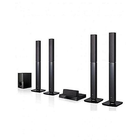 LG 1000W DVD HOMETHEATRE SYSTEM, 5.1CH, USB, LHD657M