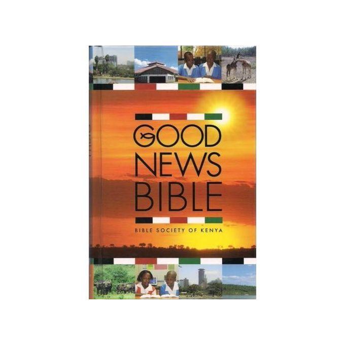 Holy Bible Good News Version, Medium Size -plus Free Pen
