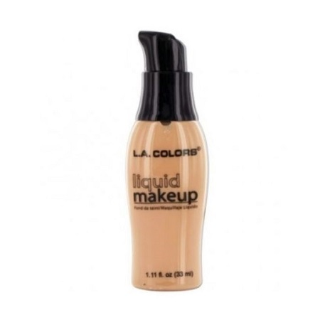 L.A. Colors Liquid Makeup - Natural