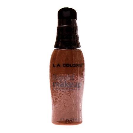 L.A. Colors Liquid Makeup - Black Walnut