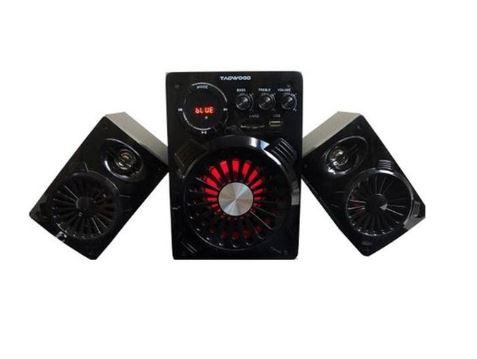 Tagwood Multimedia Speaker System