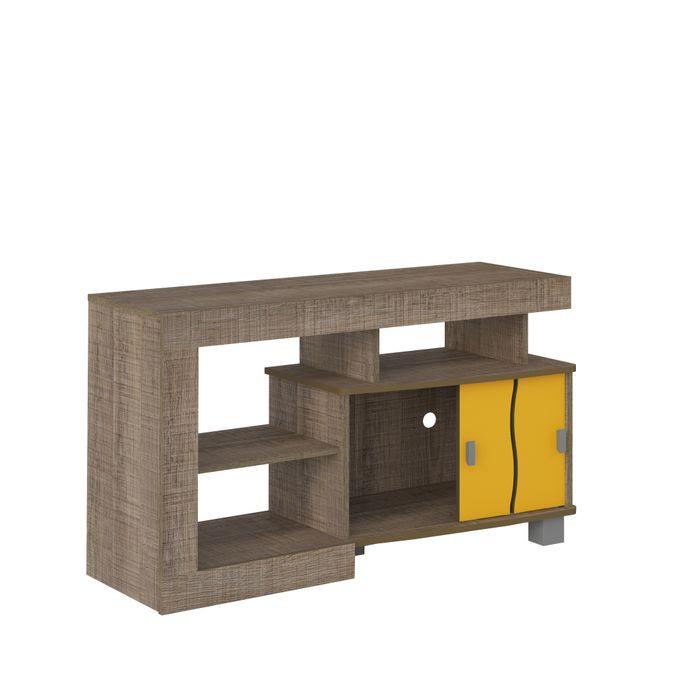 Artely TV Rack ,TV Table - Up To 40 TV - Cinnamon