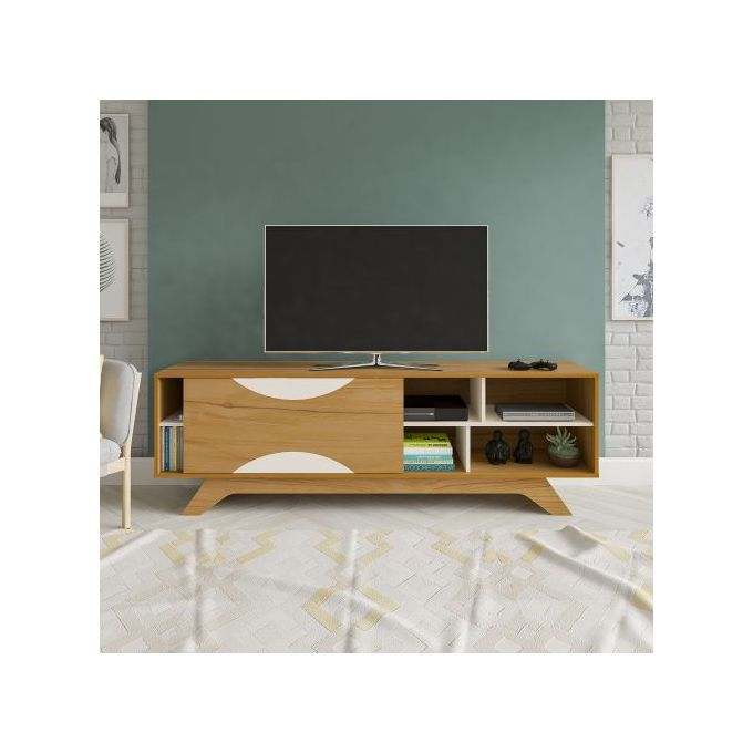 Artely TV Stand , TV Rack - Coral - TV Space Up To 60''