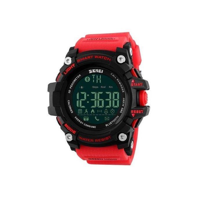 Skmei 1227 Bluetooth 50m Waterproof Digital Smart Watch