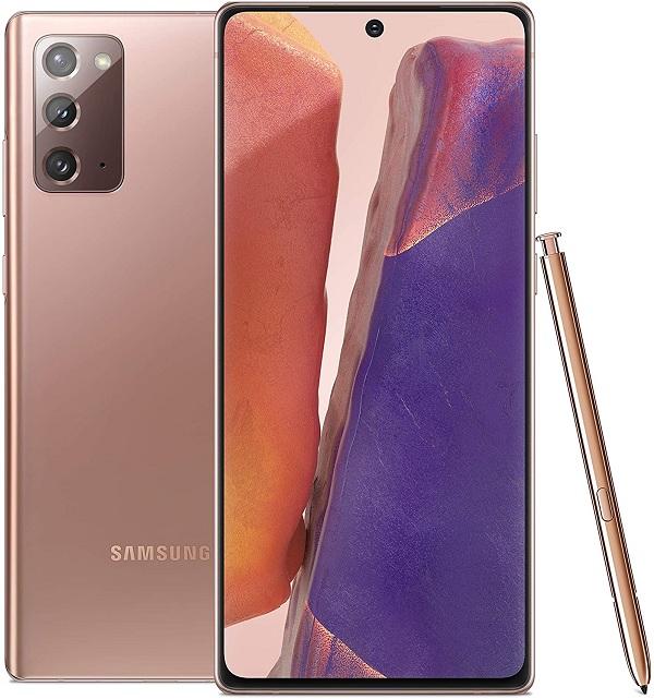 Samsung Galaxy Note 20, 6.7inch, 256GB + 8GB RAM (Dual SIM)