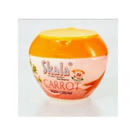 Skala Carrot Body Cream 200g