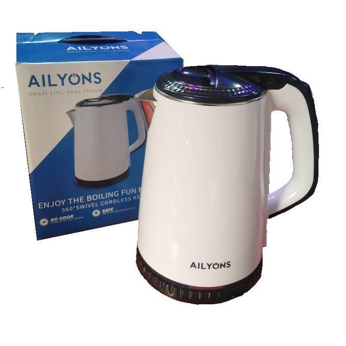 Ailyons 2.2 litres luxury electric kettle
