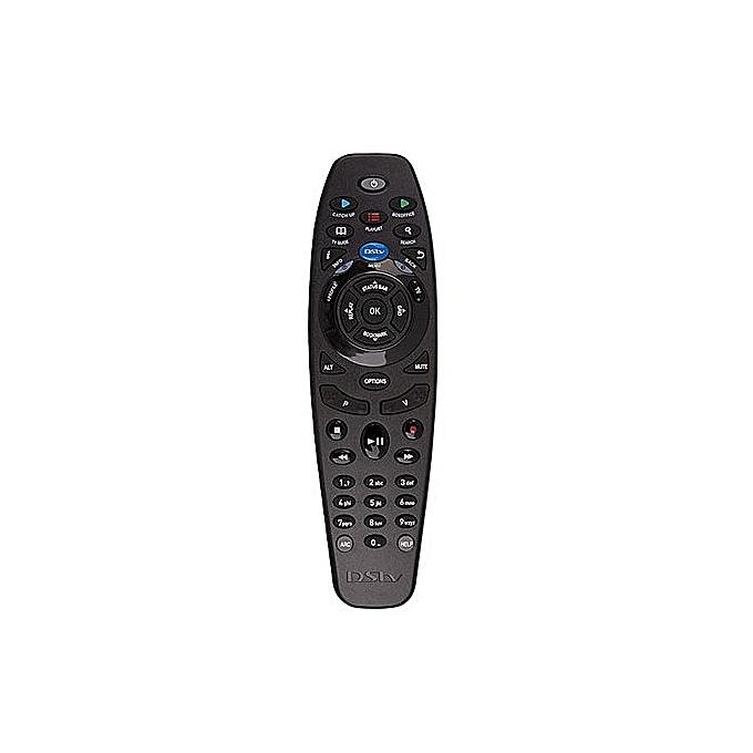 Dstv Remote Controller - Black