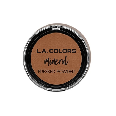 L.A. Colors Mineral Pressed Powder Toffee