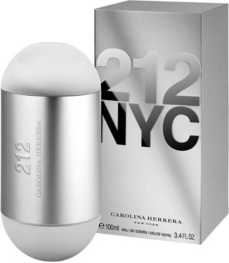 Caroline Herrera 212 For Women - EDT 100ML