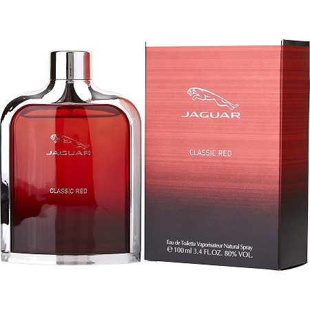 Jaguar Classic Red For Men - EDT 100ml