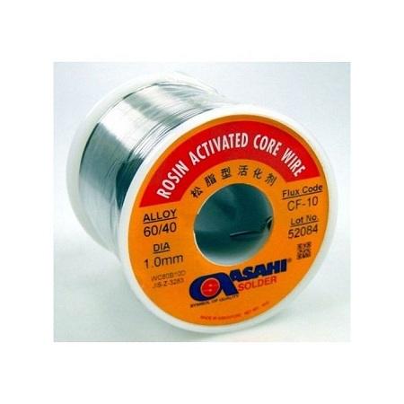 Asahi Rosin Soldering Wire Alloy 60/40 (1.0mm) -200gm